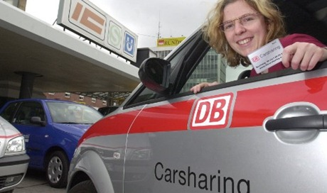 Carsharing  alquilar coches por horas