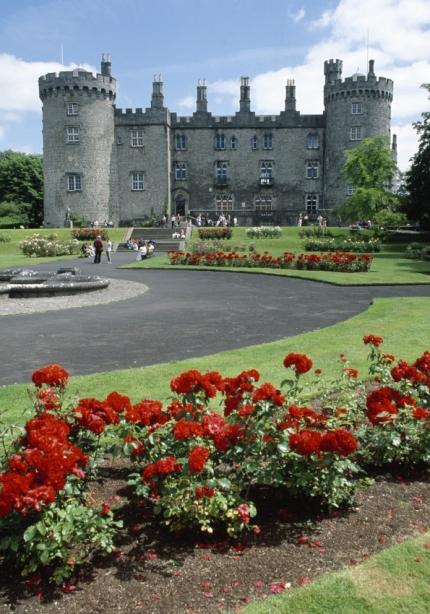El Castillo de Kilkenny