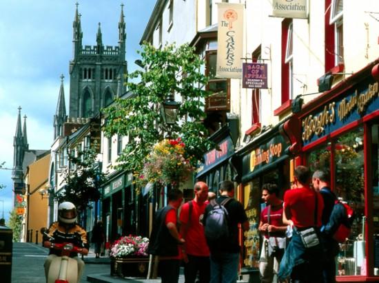 La Ciudad de Kilkenny