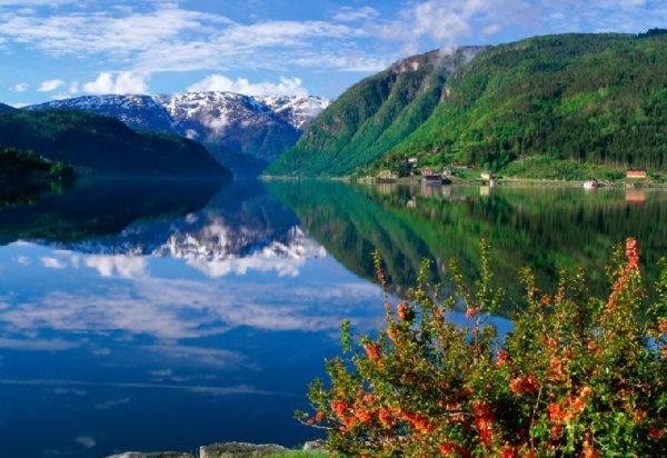 Fiordos Noruegos12
