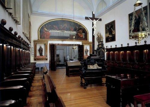 monasterio+encarnacion+madrid