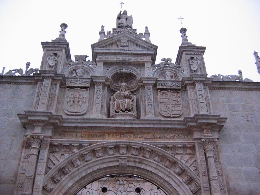 0274 Burgos - hospital del Rey XII